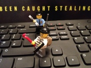 It's mine, all mine