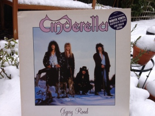 Not photo-shopped - it's balanced on a tray