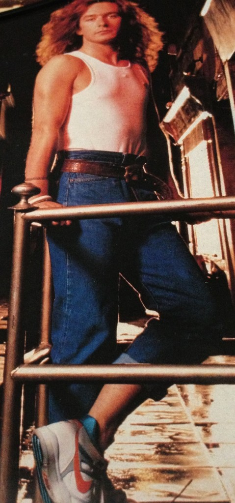 Danny, the trousers!! Nooooo !!