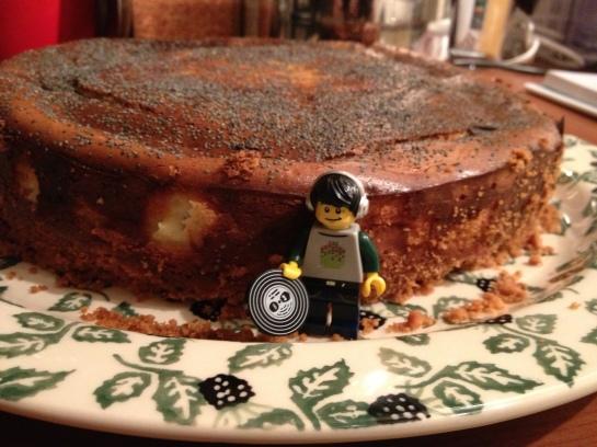 Someone say cheesecake?