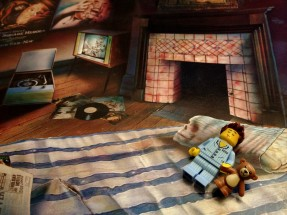 The mute that sang the siren's what?!