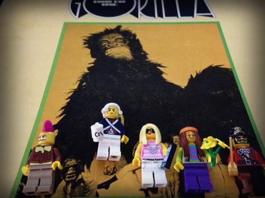 Bonzo Gorilla 01