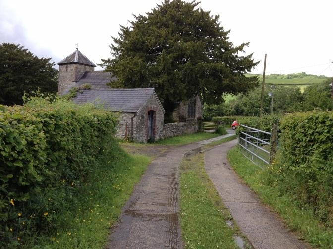 Llanfinhangel-Uwch-Gwili