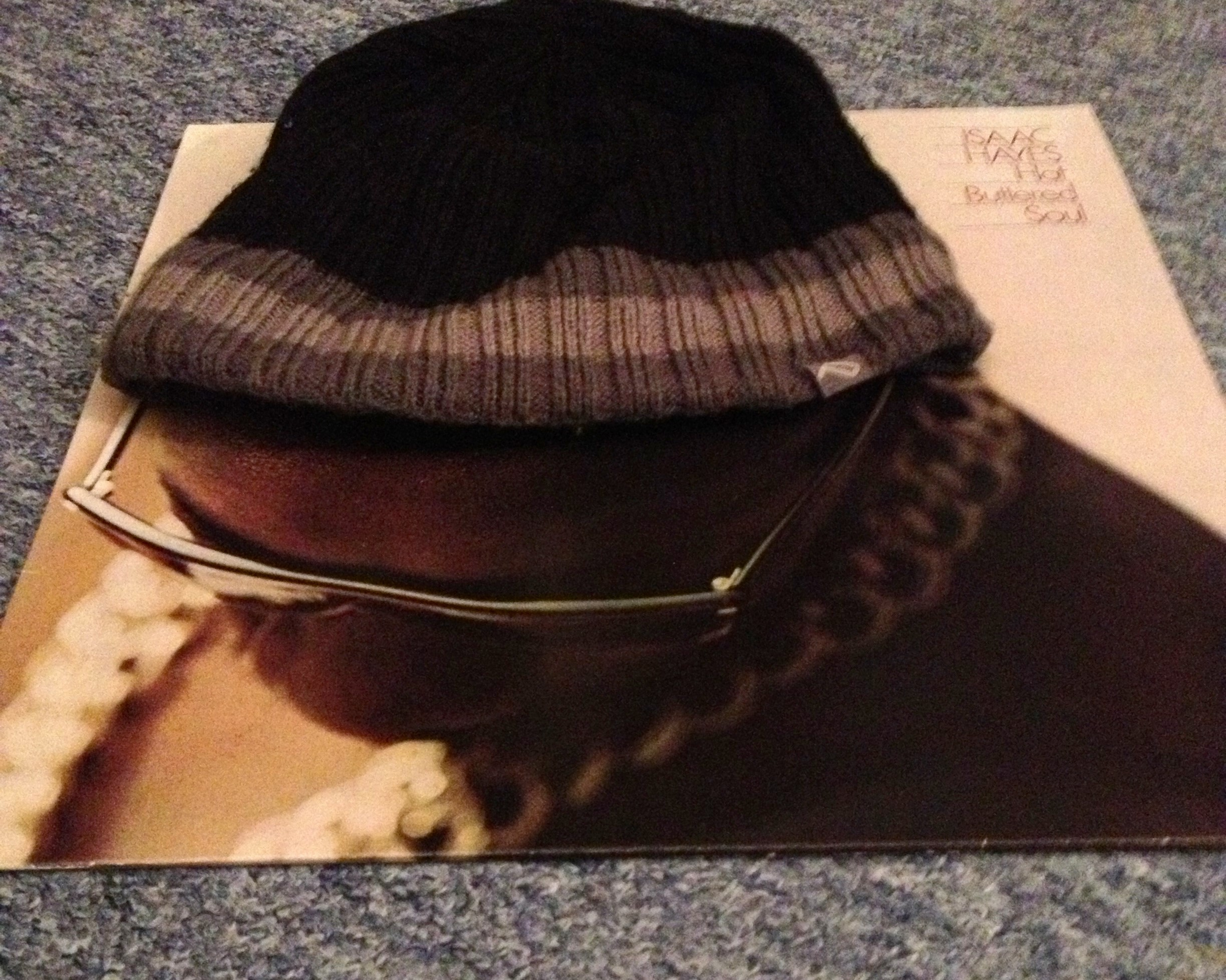 Tracy Gifts got Iyad? Beanie Skull Cap with Fleece Liner