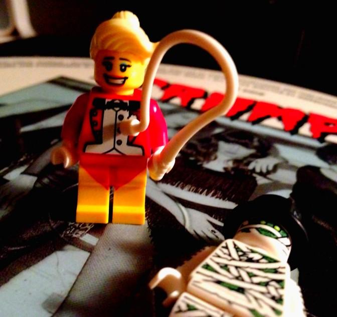 Dig that Lego deviance