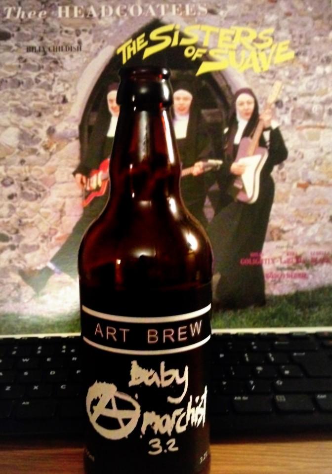 Yup, 'Baby Anarchist' by Art Brew.