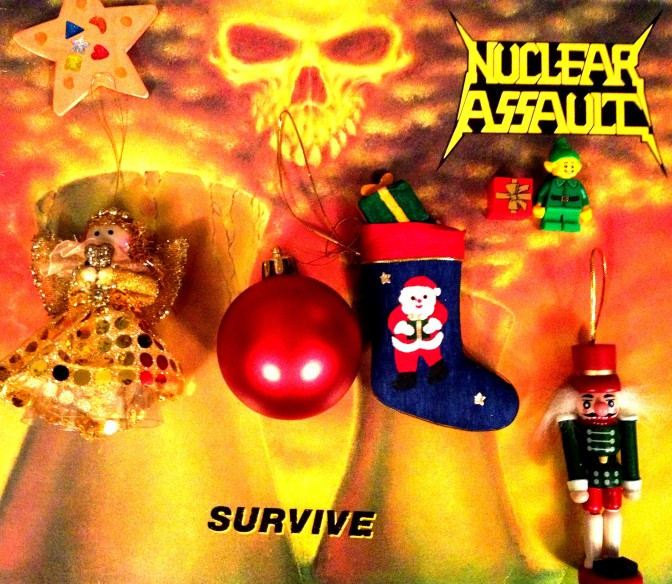 Special Ltd. edition Christmas version of the LP