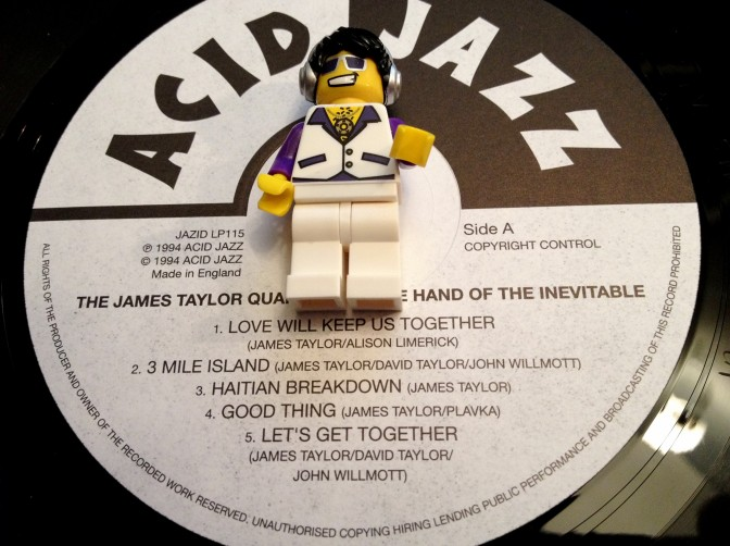 James Taylor Quartet Hands 04