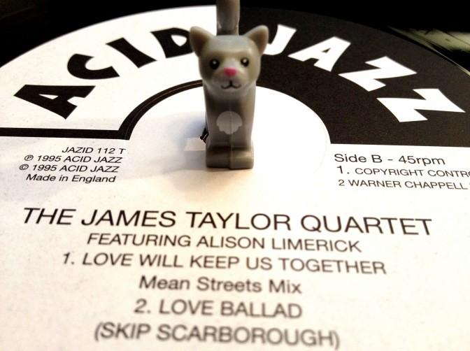 James Taylor Quartet Love 01