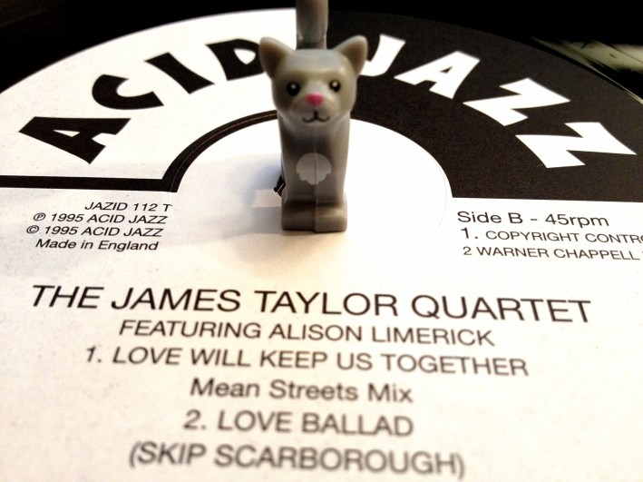 James Taylor Quartet Love 01