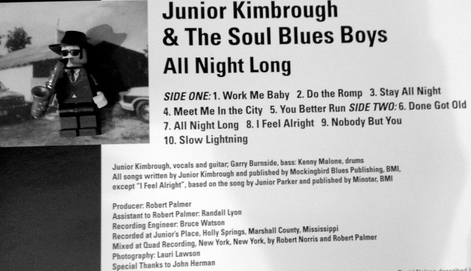 Junior Kimbrough Night Long 02