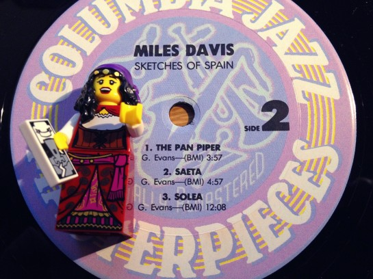 Miles Davis Sketches Spain 05