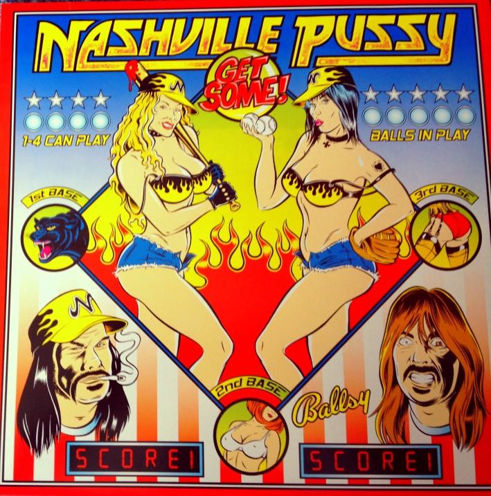 Nashville Pussy get Some 01