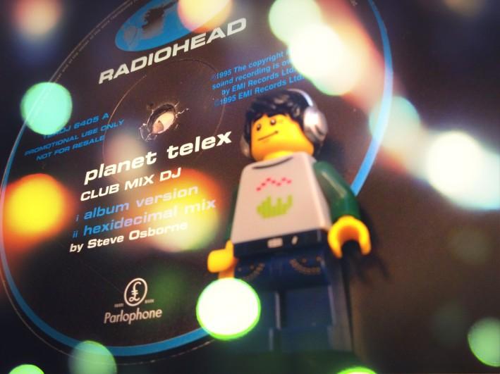 Radiohead Planet Telex 01
