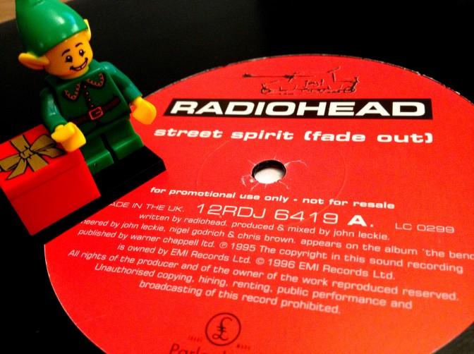 Radiohead Street Spirit