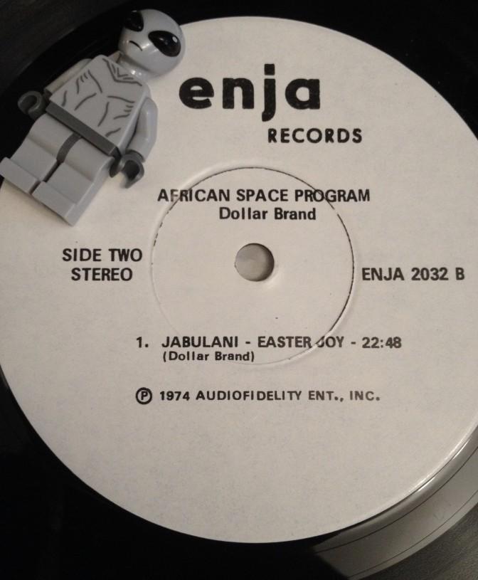 Dollar Brand African Space Program 02