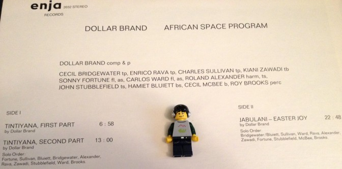 Dollar Brand African Space Program 03