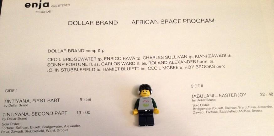 Dollar Brand African Space Program 03