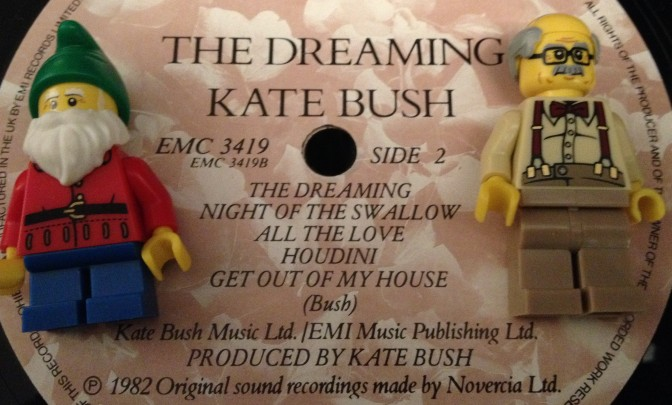 Kate Bush Dreaming 05