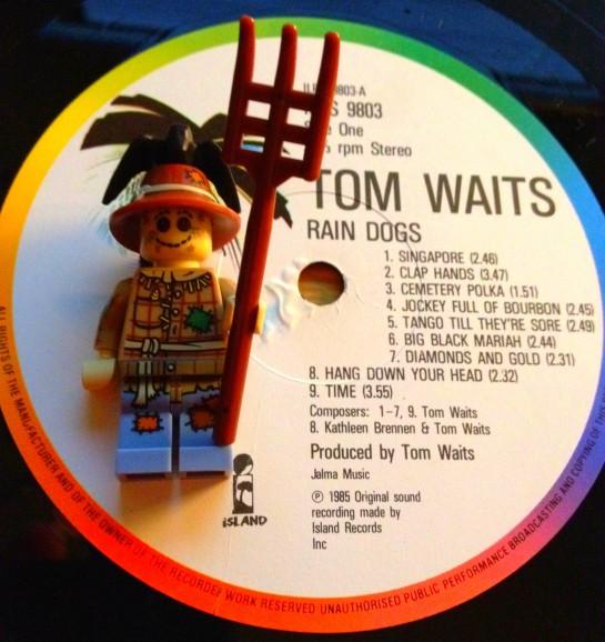 Tom Waits Rain Dogs 06