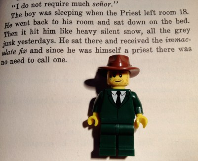 Text from 'The Priest ... in all its ambiguity