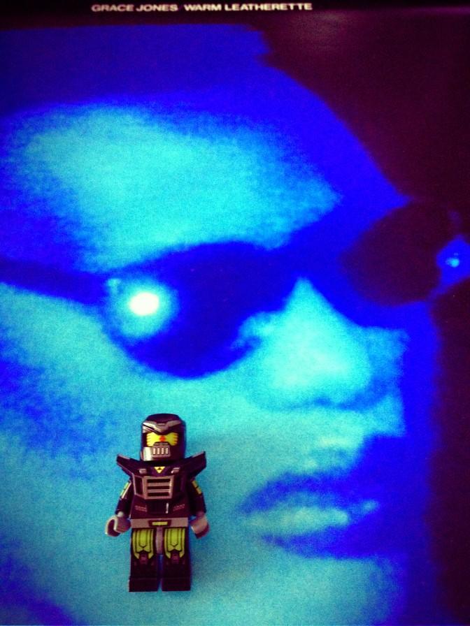 Robo-Smurf Dominatrix