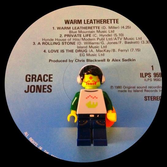 Grace Jones Leatherette 02