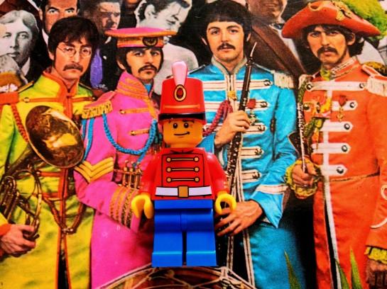 Beatles Sgt Pepper 01