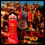 My beloved Sgt Pepper mill