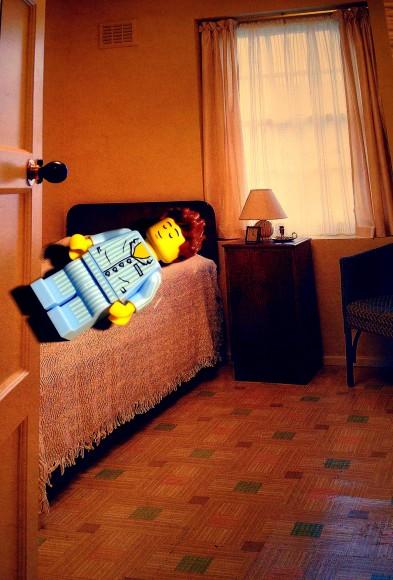 Paul's bedroom