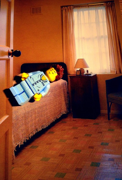 Paul's bedroom