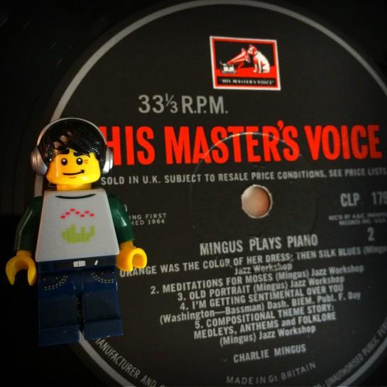 Charles Mingus Plays Piano 08