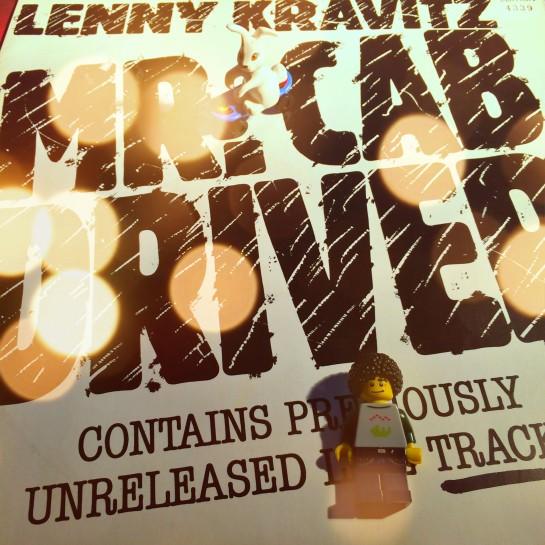 Lenny Kravitz Cab Driver