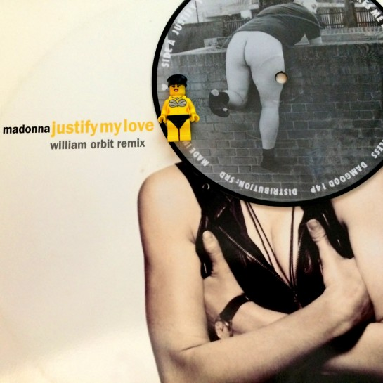 Madonna Justify Love