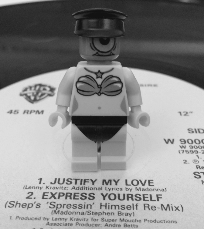 Madonna Justify My Love 05