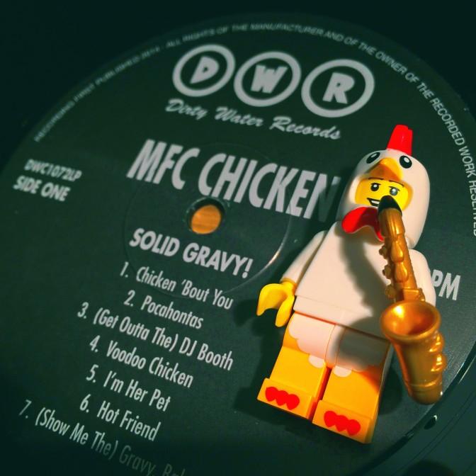 MFC Chicken Solid Gravy 05