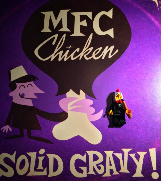 MFC Chicken Solid Gravy 08