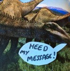 Heed The Brontosaurus!