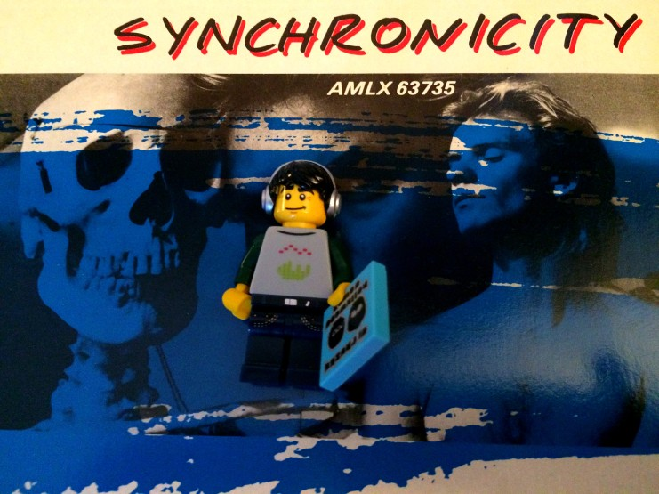 Police Synchronicity 07
