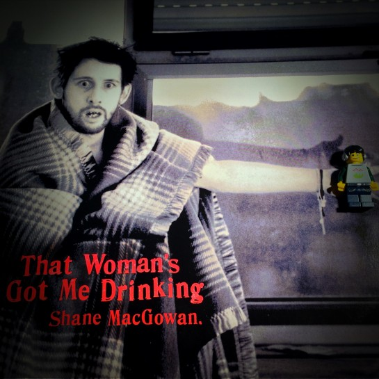 Shane MacGowan Woman's Drinking 01