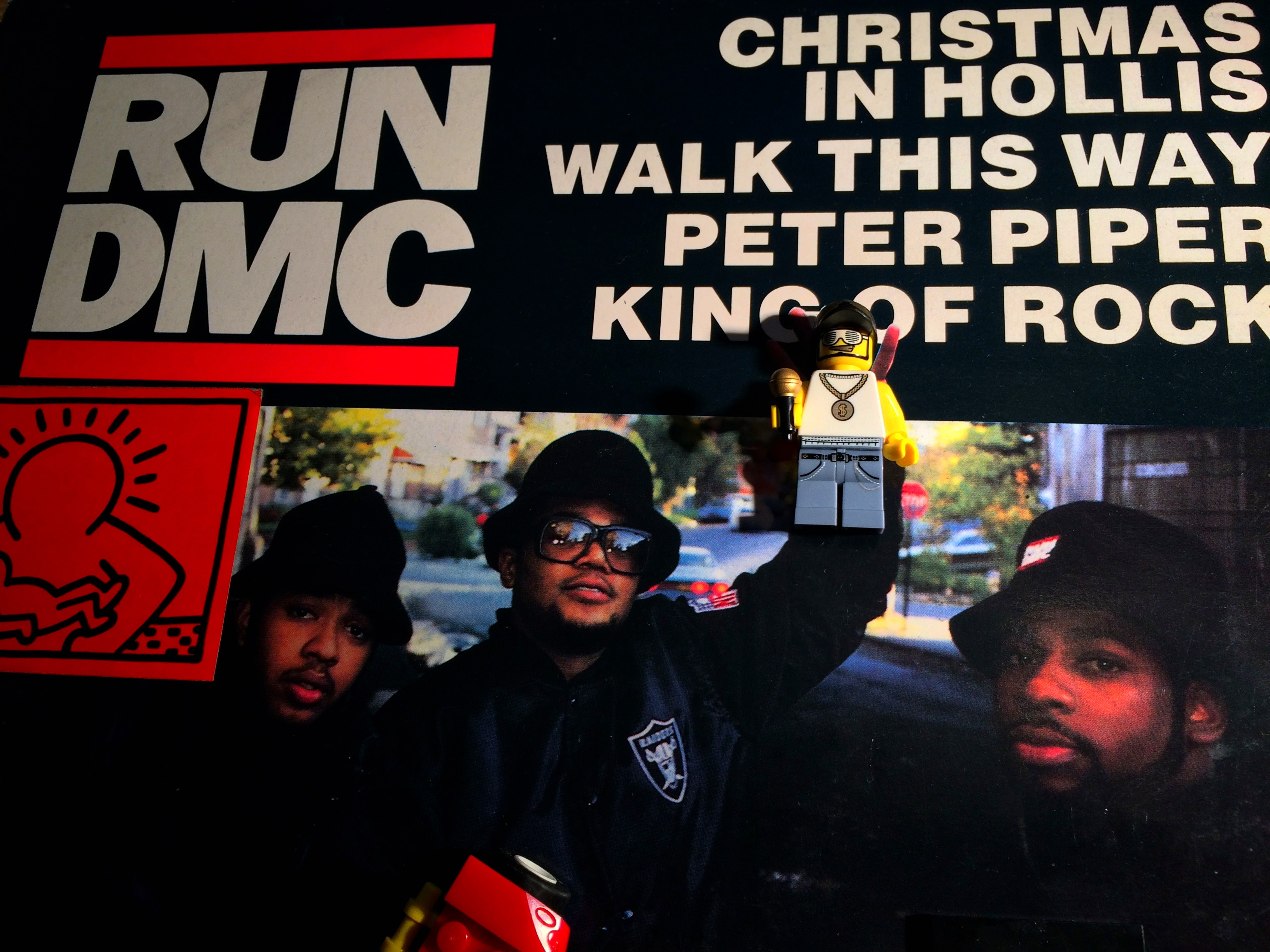 Run Dmc Christmas.Check Out The Reindeer 1537