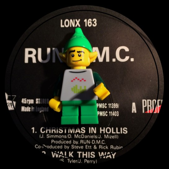 Run DMC Christmas in Hollis 04