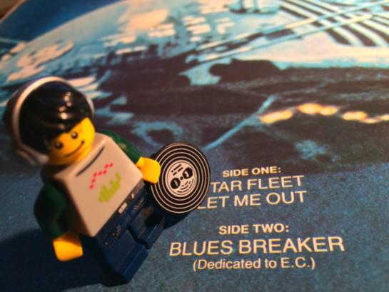 Brian May Star Fleet