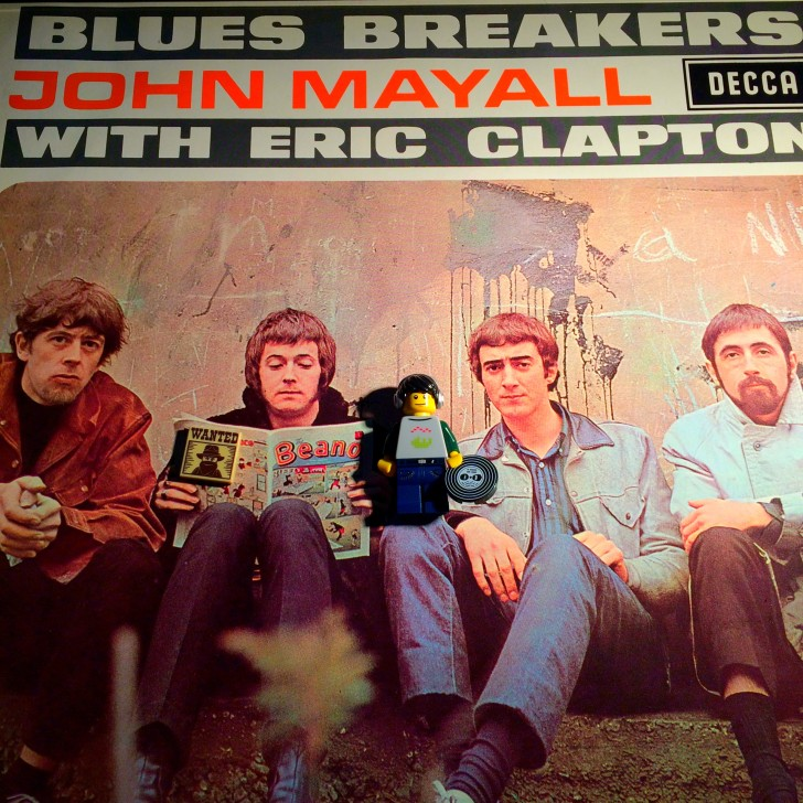 John Mayall Blues Breakers Clapton 01