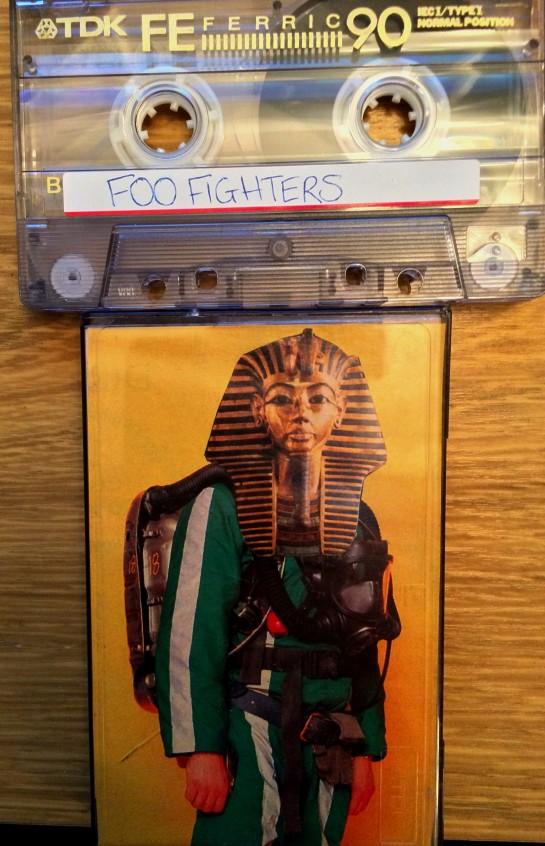Nostalgia Foo Fighters