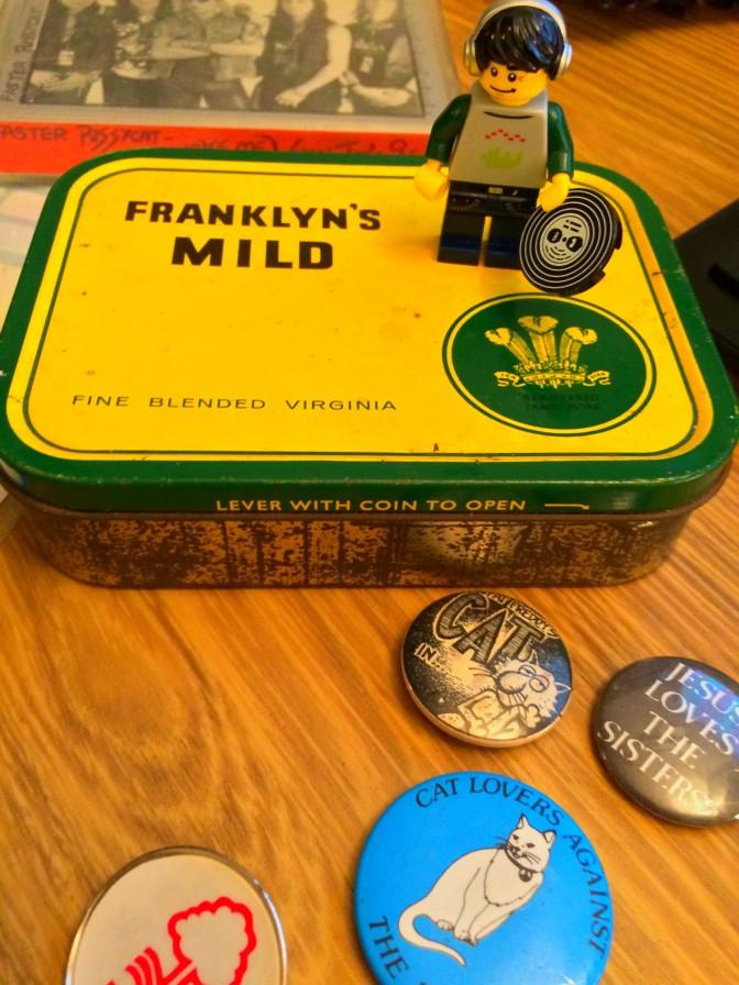 Nostalgia Franklins Mild