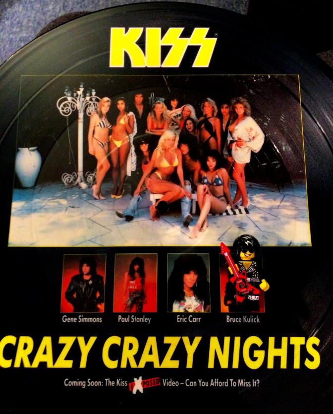 Kiss Crazy Crazy 07