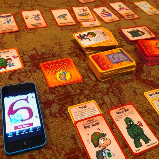 Munchkin Game 01