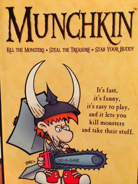 Munchkin Game 04