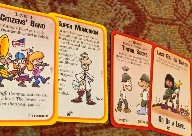 Munchkin Game 07